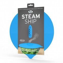 STEAM SHIP TAPA DE SILICONA...