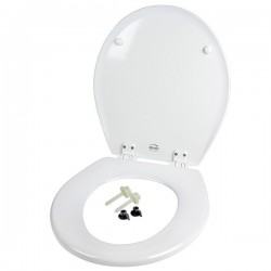 REGULAR TOILET SEAT JABSCO...