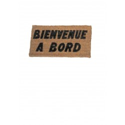 "CARPET ""BIENVENUE A BORD""..."
