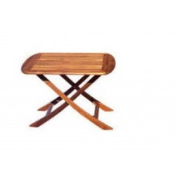 "FOLDING TABLE IN TEAK ""ILLE..."