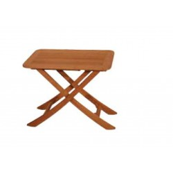 FOLDING TABLE IN TEAK...