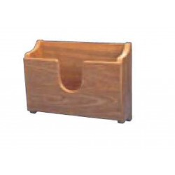 TEAK SHELF FOR BINOCULARS -...