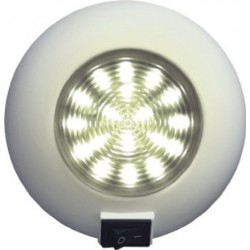 12 LEDS WHITE SOFT LED LAMP...