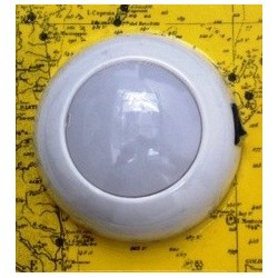 9 LEDS WHITE LAMP WITH...