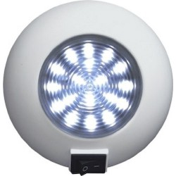 12 LEDS WHITE BRIGHT LED...