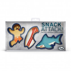 SNACK ATTACK COOKIE CUTTERS...
